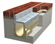 aco case studies new quays promenade docklands. Black Bedroom Furniture Sets. Home Design Ideas