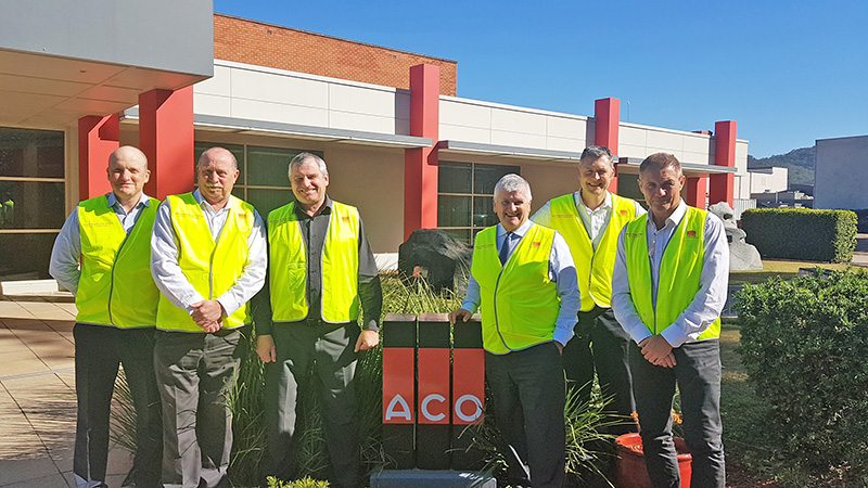 ACO Australia Staff