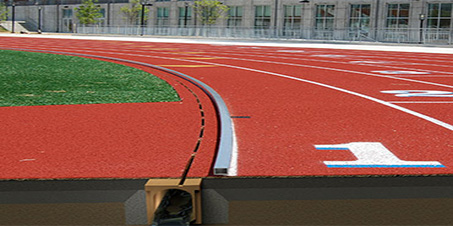 ACO Sport Track And Field Drainage Systems