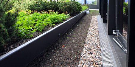 ACO BuildLine External Building Drainage