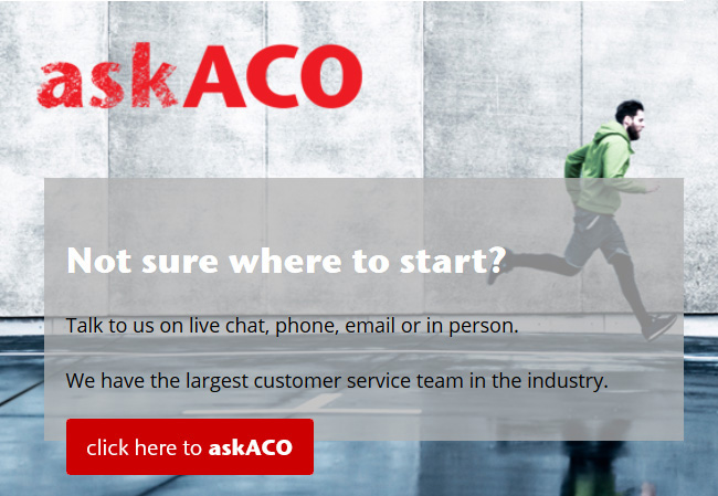 AskACO - Contact Us