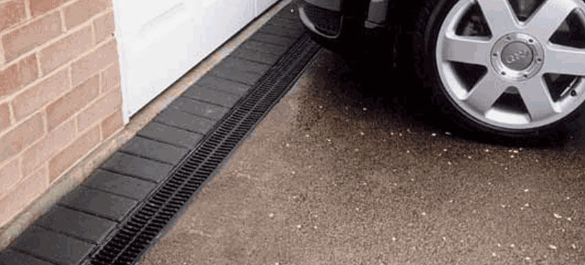 Residential Drainage Trench Drains