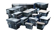 Rotomoulded Polyurethane Products